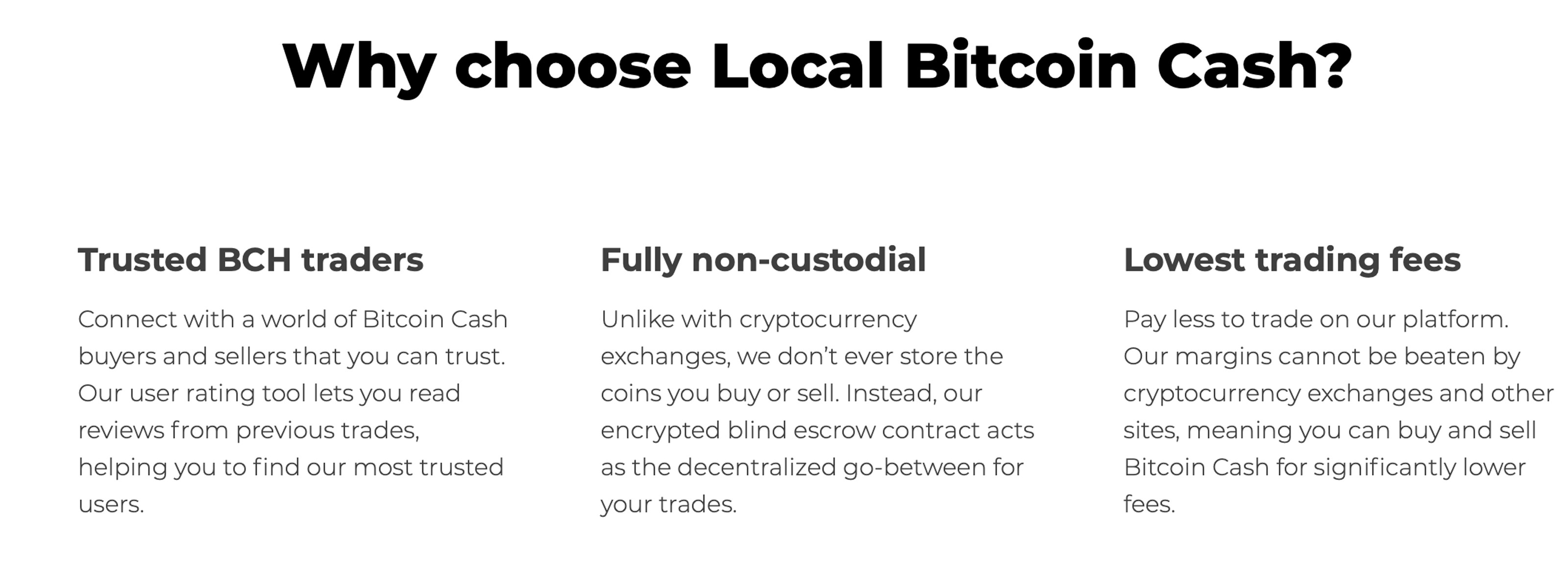 Bitcoin.com's Local Bitcoin Cash Marketplace Gathers Thousands of Pre-Launch Signups