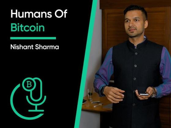 Bitmain's Nishant Sharma Talks China and Crypto in the Humans of Bitcoin Podcast