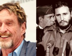 A History of Violent Intervention: John McAfee Offers to Help Cuba Resist US Sanctions With Crypto - Bitcoin News