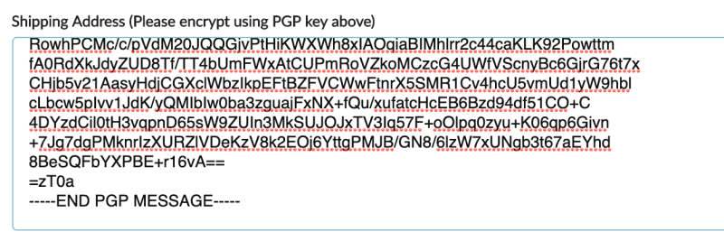 How to Encrypt Messages With PGP When Using Darknet Markets