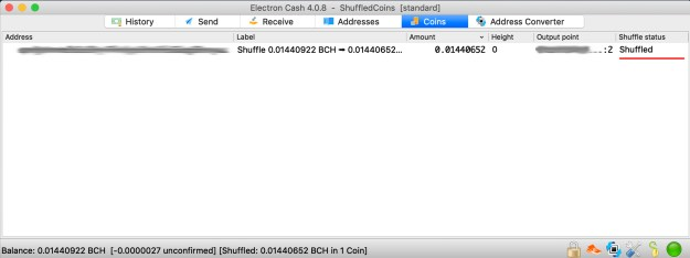 How to Shuffle BCH and Keep Your Transactions Private With Cashshuffle