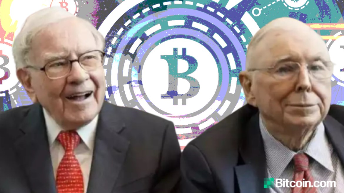 Berkshire Hathaway's Charlie Munger Finds Bitcoin 'Disgusting and Contrary to the Interest of Civilization'