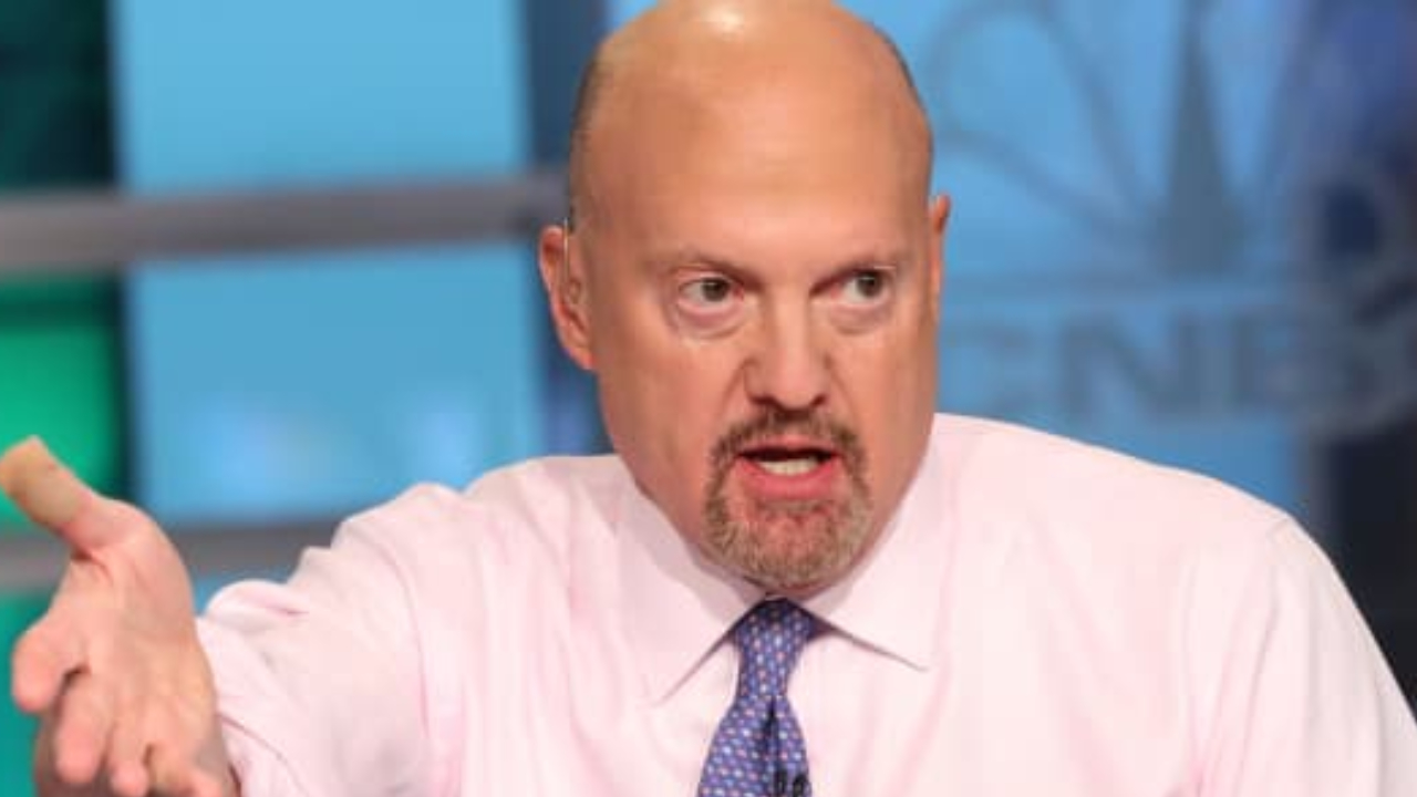 Mad Money's Jim Cramer Has a Plan to Save Gamestop With Bitcoin