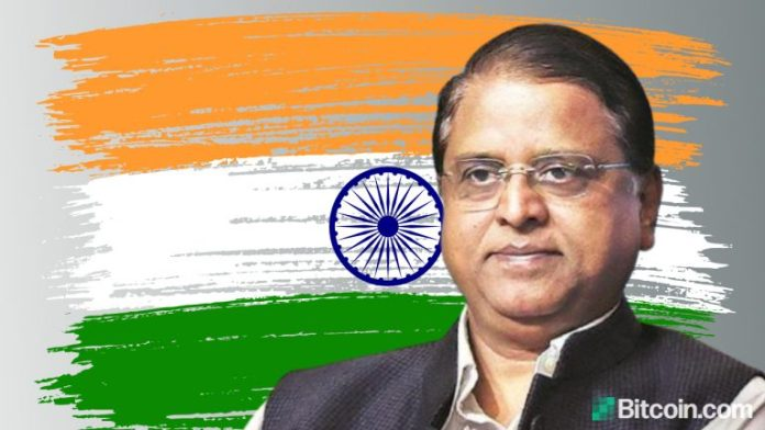 Former Finance Secretary Urges Indian Government to Encourage Crypto Services, Regulate Cryptocurrencies