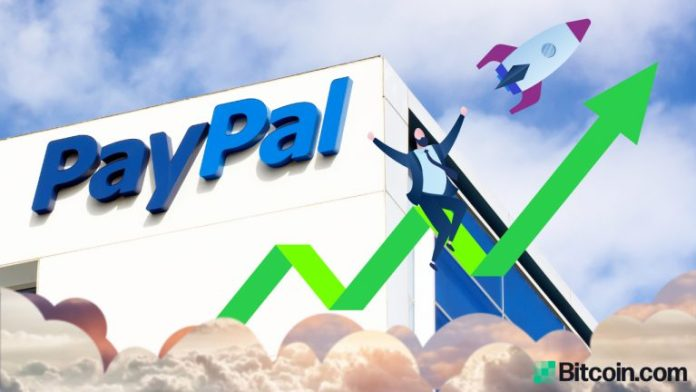 Paypal Crypto Shows 'Really Great Results' Amid Strongest Financial Results, CEO Says