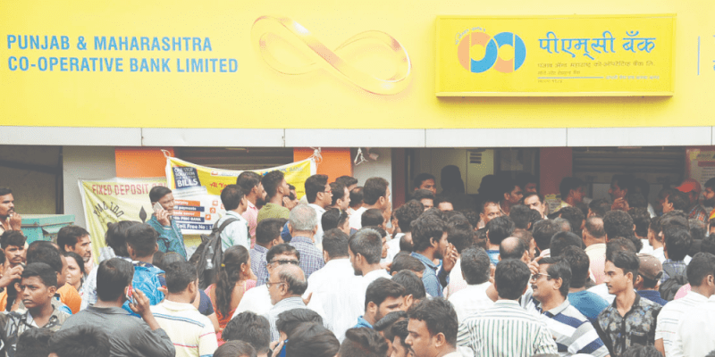 Protests Led RBI to Raise Bank's Withdrawal Limit
