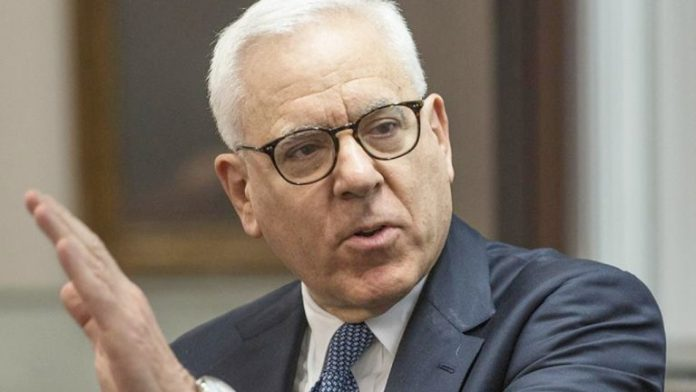 Billionaire David Rubenstein Says 'Unrealistic' to Think Government Will Stop Cryptocurrency From Being What Investors Want