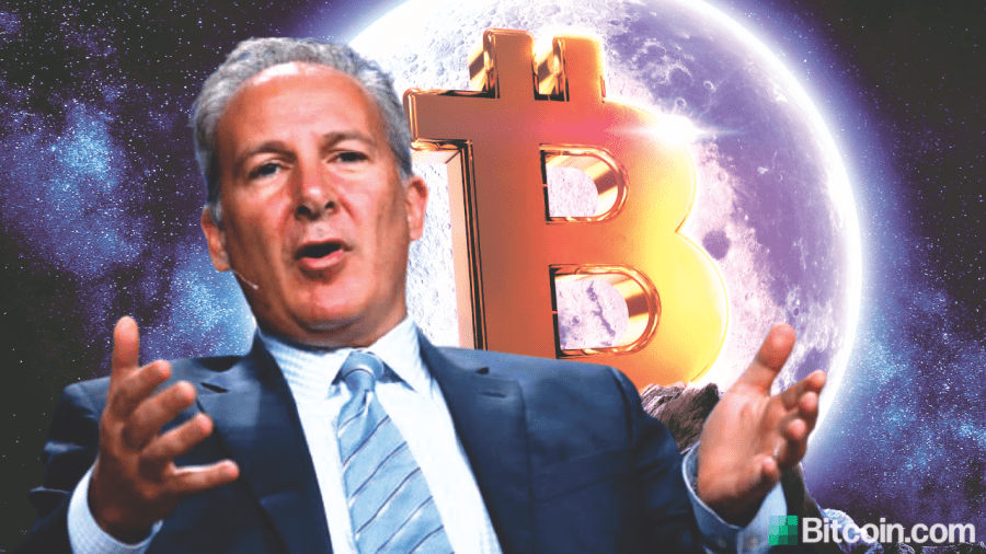 Peter Schiff Admits Bitcoin Could Reach $100K After BTC Price Soars Past His Expectations