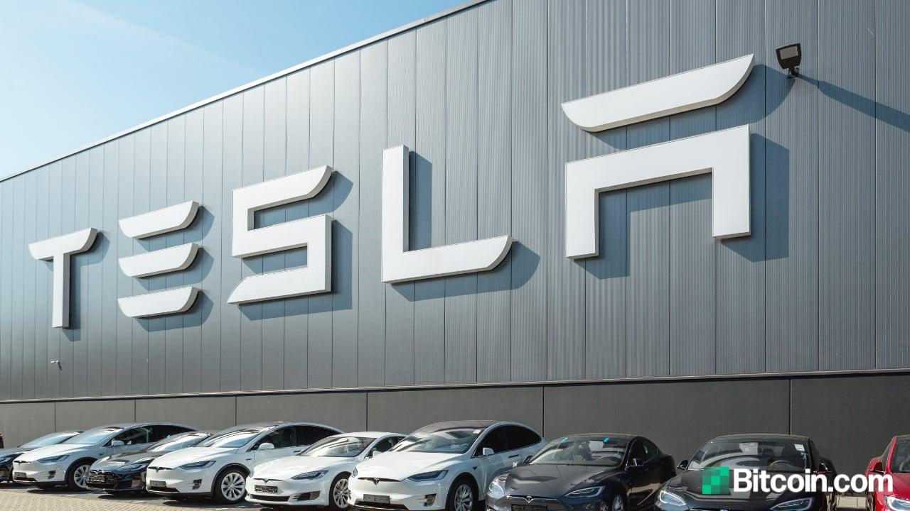 Tesla Bitcoin Kauf SEC-Einreichung