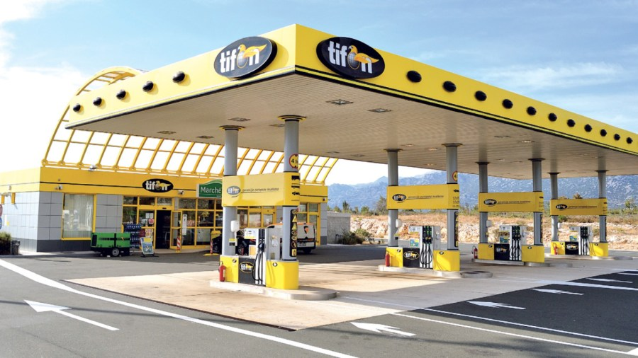 All Tifon Gas Stations in Croatia Now Accept Cryptocurrencies