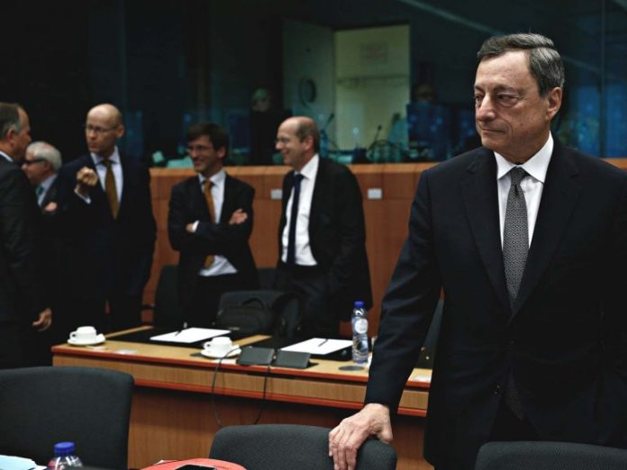 Mario Draghi Leaves ECB Without Ever Raising Interest Rates