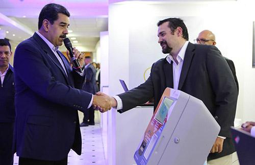 Maduro Plans to Give Venezuelan Pensioners Petro as Christmas Bonus