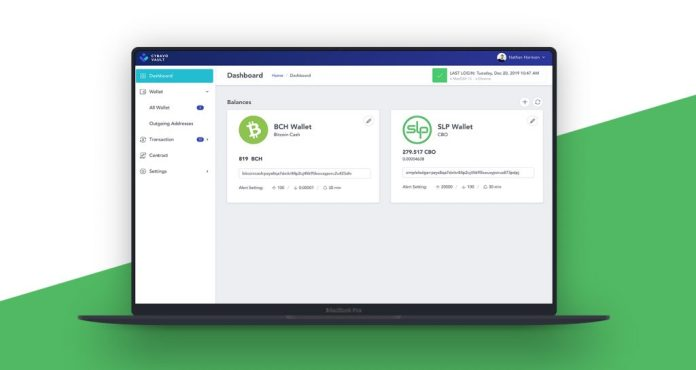 Cybersecurity Firm Cybavo Adds SLP Tokens Support to Its Wallet Management Platforms