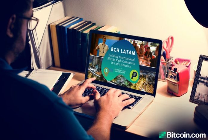 From Dash to Bitcoin Cash - George Donnelly Discusses the BCH Latam Initiative