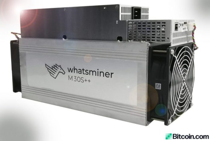 Microbt Reveals Two Next-Generation Mining Rigs With Speeds Up to 112 Terahash