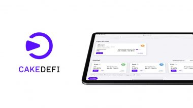 Cake DeFi: A One-Stop Shop for Generating Yield