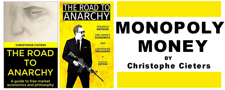 Christophe Cieters: Monopoly Money