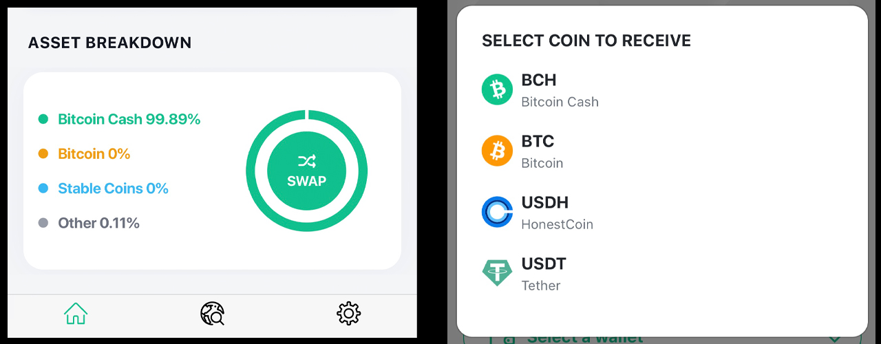 Bitcoin.com Wallet Reveals USDT Support - Users Can Swap and Store SLP-Based Tether