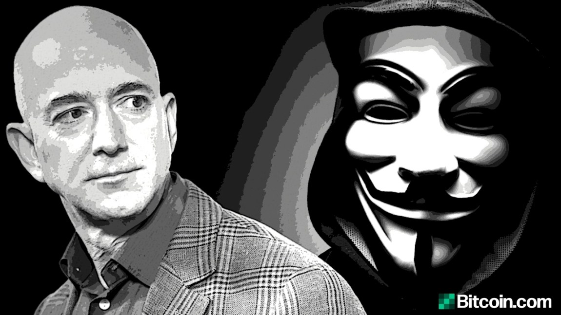 Bitcoin's Creator vs. Bezos: Satoshi Nakamoto's Uphill Climb to Surpass the Amazon Founder's Net Worth