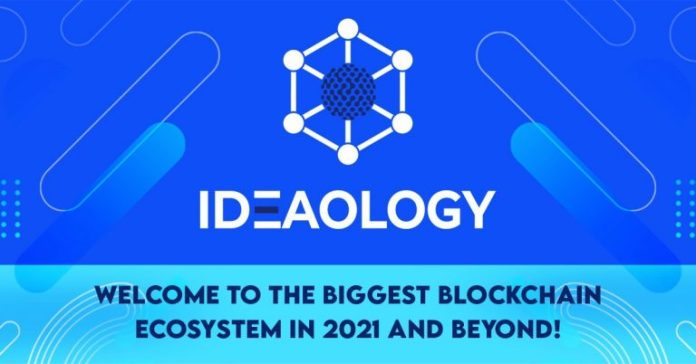 Ideaology's IEO Ushers the Launch of Blockchain Platform for Innovators