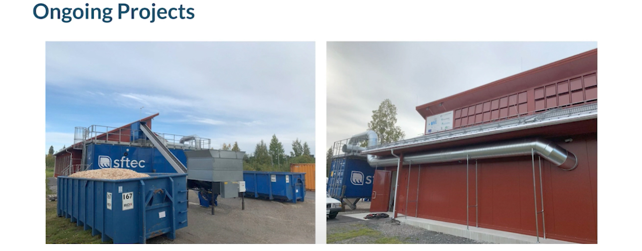 Genesis Mining Is Converting Excess Bitcoin Datacenter Heat Into Greenhouse Power in Sweden