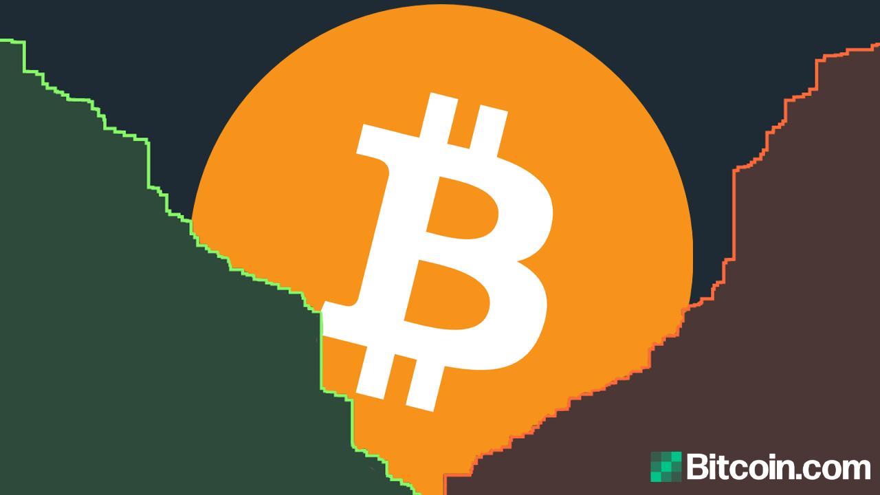 Soaring Sell Orders Contrast Sharply with Bitcoin's Renewed Bull Run