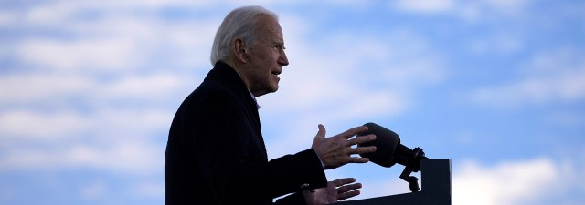 Cryptocurrency advocates believe Joe Biden's $3 trillion stimulus plan will boost Bitcoin