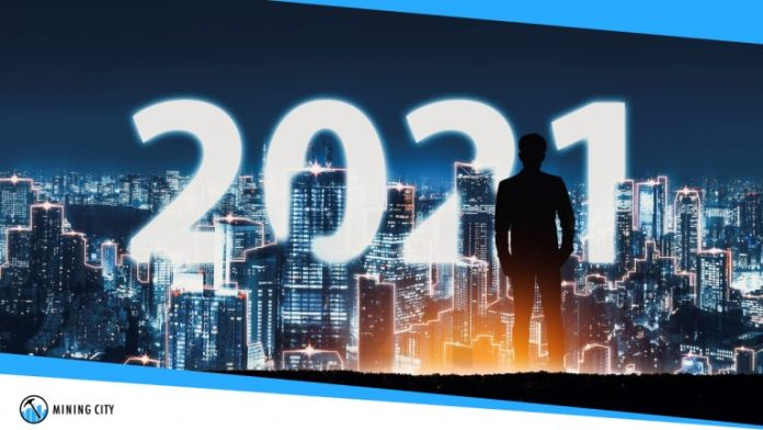 Mining City: A New Opportunity for the New Year