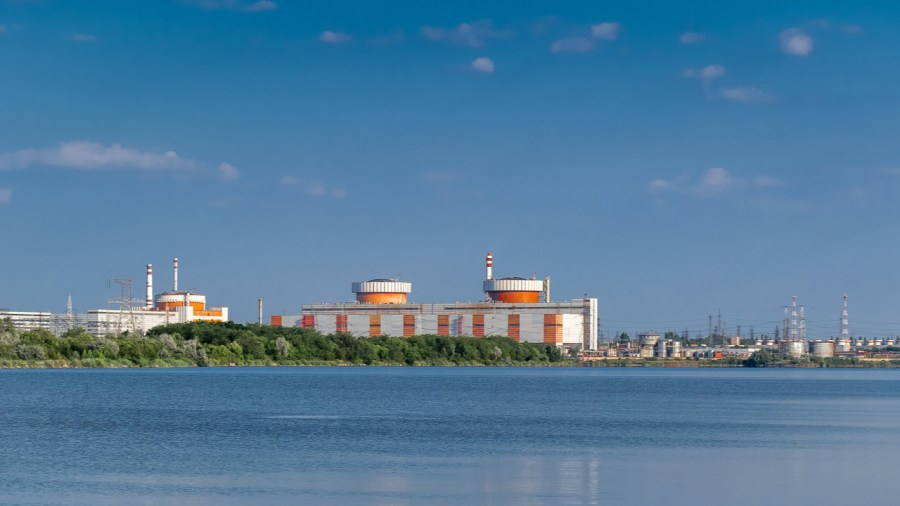 Ukraine to Set up a Crypto Mining Large-Scale Data Center in a Nuclear Power Plant