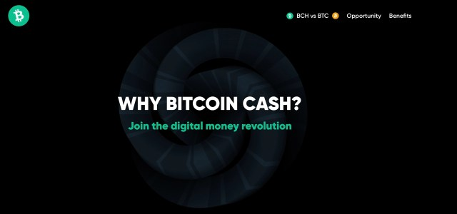 Kim Dotcom has published a website that highlights the benefits of Bitcoin Cash