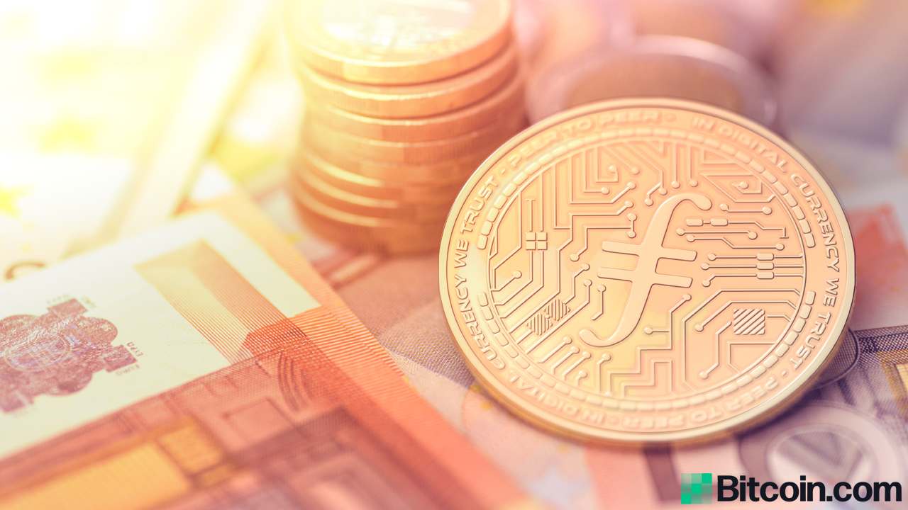 Interest from China, Co-Mining and a Grayscale Trust Gives Filecoin's Market Cap a Valuation Lift