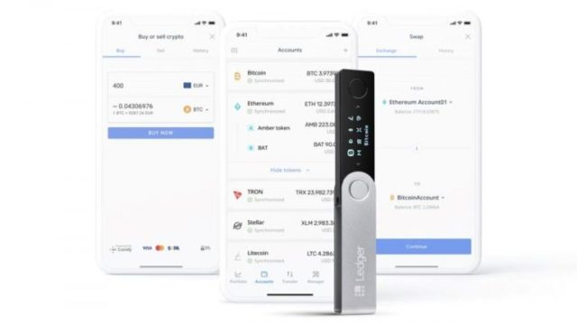 The Ledger Solution Is Your Secure Gateway to All Crypto Services