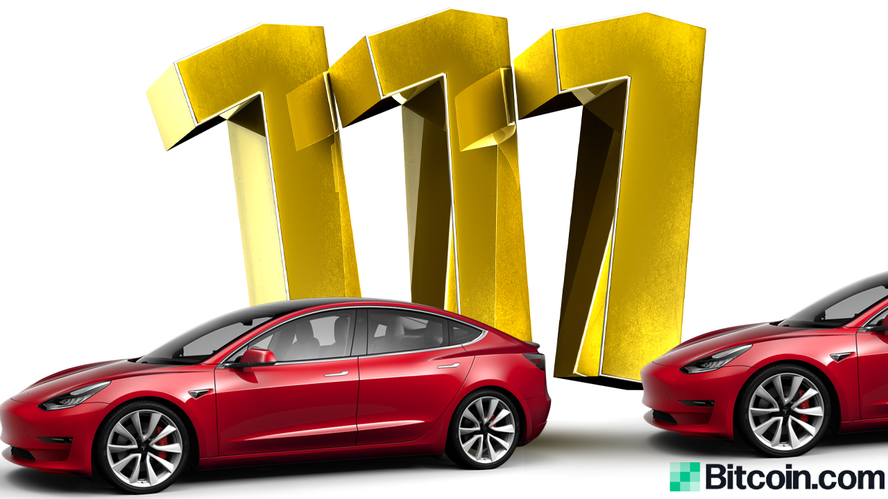 Man Offers to Buy 111 Tesla Model 3s if Elon Musk's Company Accepts Bitcoin Cash for Payments