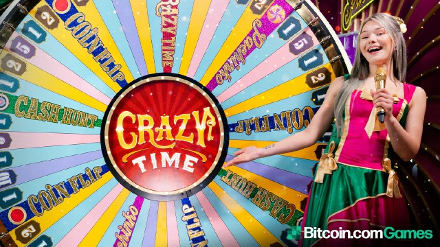 The wildly popular live casino game from Evolution is now available on Bitcoin.com's gaming portal