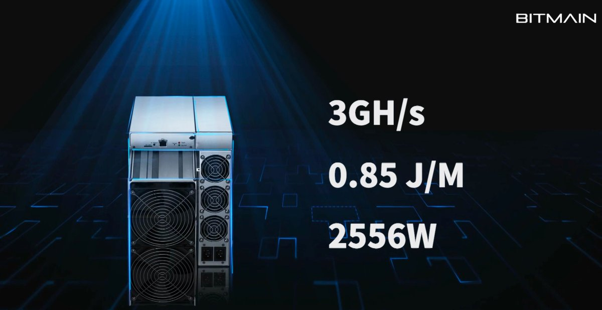 Bitmain Reveals New Antminer E9 Ethereum Miner, ASIC Device Commands 3 GH/s Hashrate