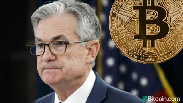 Federal Reserve Chairman Jerome Powell Calls Cryptocurrencies 'Vehicles for Speculation'