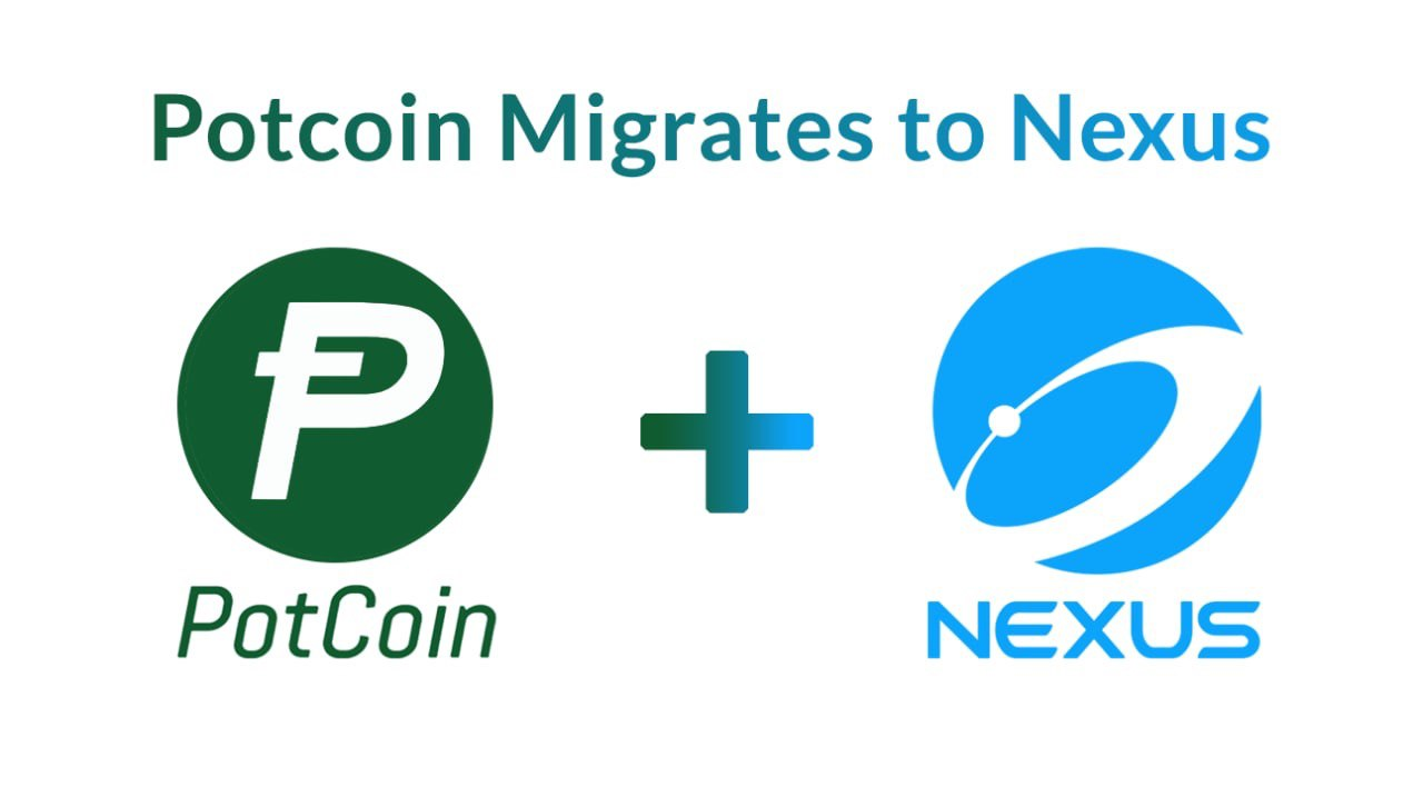 PotCoin Migrates to Nexus