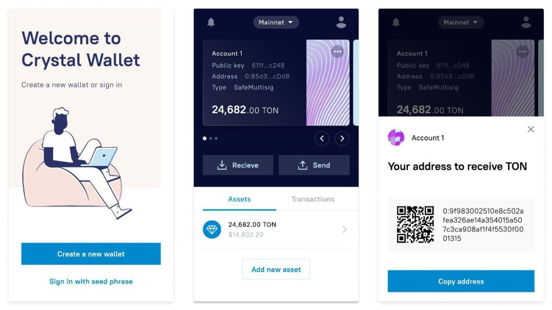 Convenience Powered by Security: A New Browser Wallet Connects dApps to Free TON