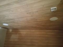 Impianto audio a soffitto Bose per la Sala Discoteca