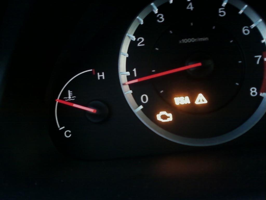 Birmingham Know Your Vehicle Dashboard Warning Light