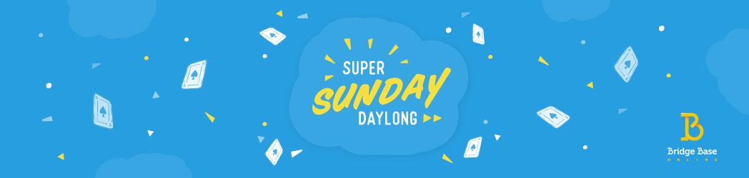 17 oktober: gratis Super Sunday Daylong Winnaars