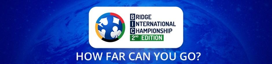 Bridge International Championship 2nd edition