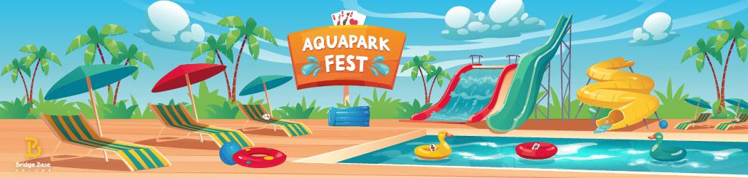 Play in the Aqua Park Bridge Fest, June 12-13