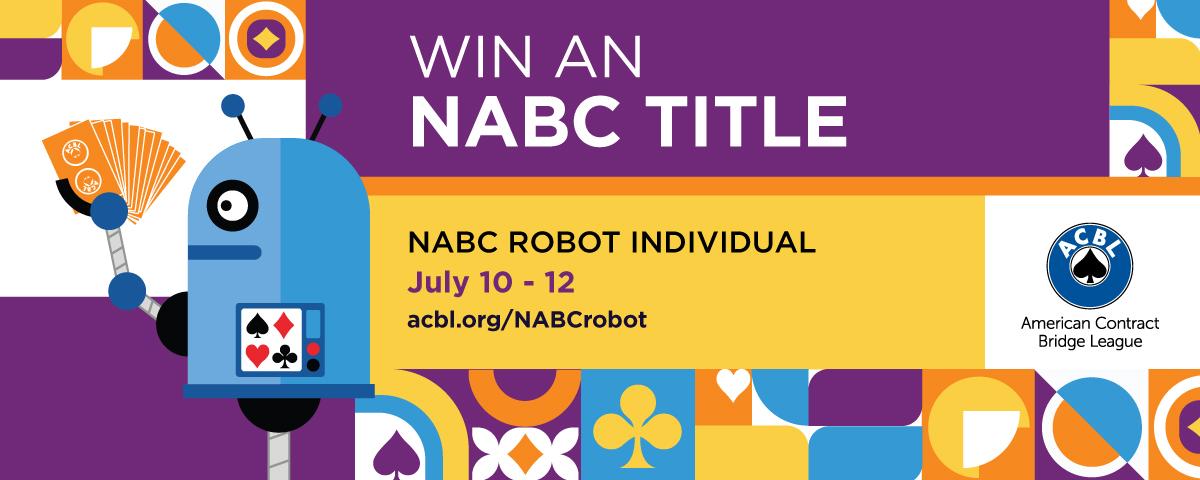 Summer 2021 <strong>NABC</strong> Robot Individual