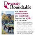 Round table discussion flyer cals ersity council hosts roundtable