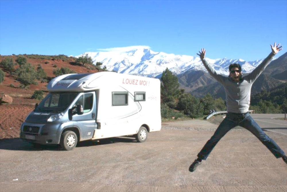 Camping in Morocco, we ask the professional!