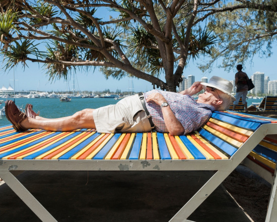 Melanoma risk increased for older Australians