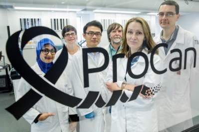 Cancer researchers at ProCan CMRI