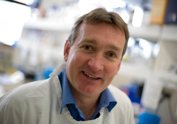 Professor Richard Lock at Children's Cancer Institute