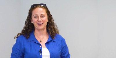 Relationships expert Amanda Lambros.